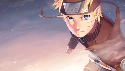 Tons upon tons of things. One of my obsessions would be Naruto. (The whole Аниме of Naruto)