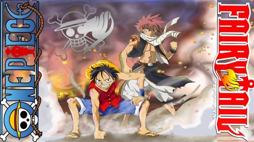 its gotta be one piece and fairy tail for me!