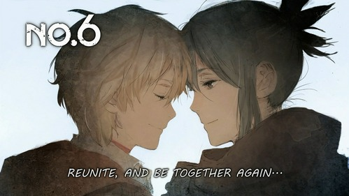 I think of Nezumi and Shion...the end of the Zeigen when Nezumi walked away T^T
