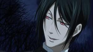 Sebastian from Black butler :3