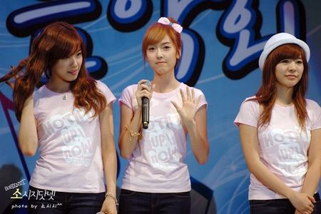 "I think  "" JESSICA,  TIFFANY & SUNNY"" have the most haters. 