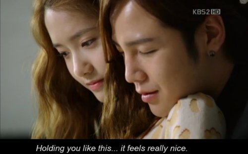 JANG GEUN SUK fell in love YOONA.