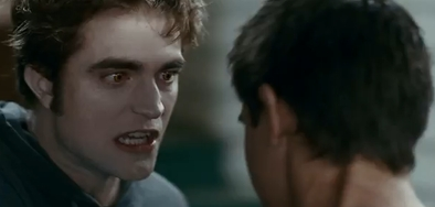 Here is my pic of Robert Pattinson,as Edward Cullen in Eclipse,angry at Jacob.Even angry,he is sexy as hell!!!