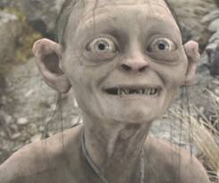 Alrighty then. This is Smeagol. Isn't he cute? <3