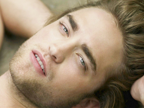 My stunningly,handsome Rob.I am stunned speechless.Looking at Rob does that to me :)