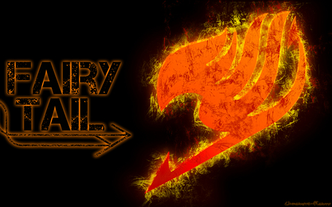 my Избранное anime\manga is Fairy Tail