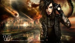 1- Fallen 天使 由 the Black Veil Brides 2- Joy and Sorrow 由 HIM 3- Bring me to Life 由 伊凡塞斯