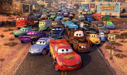I was loking for Дисней Pixar Cars Обои and stuff (I was a HUGE Фан of that movie back then) and I came accros the cars spot here on Fanpop. I joined and TA-DA! Here I am! :D