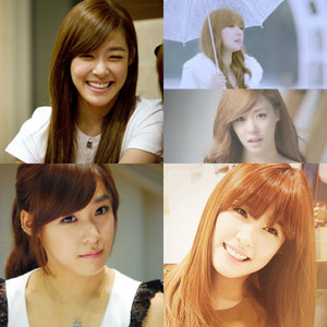 Incredible Which Tiffany39S Hairstyle You Think The Most Fit On Her Girls Short Hairstyles Gunalazisus