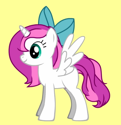 Hope this is better than my other response. :) Name: পুডিংবিশেষ (Charlie for short) Gender: Female Cutie Mark: Needle and thread Hobbies: Sewing clothes and making accessories for her বন্ধু Personality: Kind, loyal, helpfull, good at magic Special fact: She uses her magic to create things, like clothes for example.