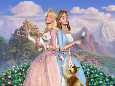 My alltime Favorit movie is the Princess and the Pauper, but I like Magic of Pegasus, Mariposa and Princess and the Popstar as well.