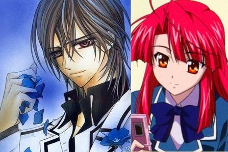 Kaname and Ayano