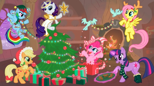 What did you get for Hearths Warming Eve? - My Little Pony ...