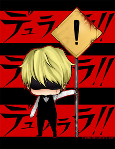 Shizuo From Durarara, Never EVER make him mad