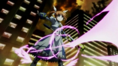 Ok lets start ~Guilty Crown ~Naruto Shippuden ~Mahou Shoujo Lyrical Nanoha ( ok, it sounds like Magical girl ,right?but it have many action and battles and different from other magical girls { they're too strong }-pic- ~Jigoku Shoujo ( if Du like mystery/horror/fantasy ) ~Rozen maiden ~Hyouka