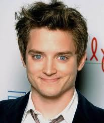 Elijah Wood!!!!! he always makes me feel smiley when i seen him smile he's so sexy!