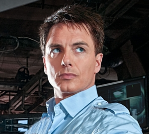John barrowman - Hes funny,amazing,good book writer, amazing actor,funny,super hot,super amazing,super crazy and an animal lover and much more...