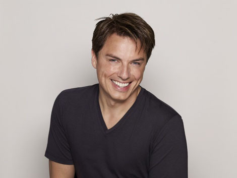 John Barrowman ALWAYS makes me smile so it doesnt what picture I put up cause either way this guy will make me smile. Ladies and gentleman, thats why hes my favourite actor and entertainer in the world!