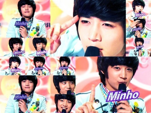 Choi Minho. And some もっと見る Choi Minho. With a little もっと見る Choi Minho just for some flare. ;3