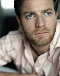 I don't know...it's been a long time since I last had a proper crush on a celebrity. That being said, I am starting to develop a bit of a thing for Ewan MacGregor. :)