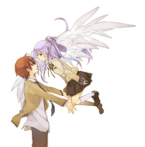 All from anime Angel Beats! ~~~~~~~~~~~~~~~~~~~~~~~~~~~~~~~~~~~~~~ Yui: But I can't move! My body can't move! Will bạn still marry me? Hinata: I'll marry you! No matter what kind of sickness bạn have! Even if bạn can't walk hoặc stand, hoặc even when bạn can't have kids! I'll still marry you! No matter where hoặc how I meet you, I'll fall in tình yêu with you. If I can meet bạn again, against the 6 billion to 1 odds, and even if your body can't move, I'll marry you. Yui: Thank you. ~~~~~~~~~~~~~~~~~~~~~~~~~~~~~~~~~~~~~~ Kanade: I noticed when I stabbed bạn the first time, that you, that bạn didn't have a heart. bạn regained all of your memories when bạn fell asleep on hàng đầu, đầu trang of my chest. bạn were listening to the rhythm of your own heartbeat. Yuzuru, please. tell me, repeat what bạn just said. Otonashi: No, I won't. Kanade, you'll disappear! Kanade: Oh Yuzuru, please. Otonashi: I can't. I CAN'T DO IT. Kanade: Yuzuru! Please let me believe in everything bạn believed in. Let me believe that, life is worth living. Yuzuru. Otonashi: Kanade, I tình yêu you. Let's stay together forever. Let's stay together forever and ever ok? Kanade: Ok, thank you. Thank bạn so much. Thank bạn for loving me. Otonashi: Kanade, please don't pass on! Kanade, Kanade! Kanade: Truly and deeply, thank bạn for giving, my life to me. ~~~~~~~~~~~~~~~~~~~~~~~~~~~~~~~~~~~~~~