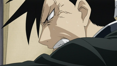 The new Greed from FMA