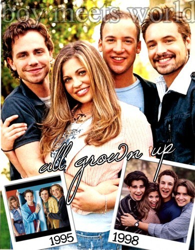 Boy Meets World, Friends, Full House, The Simpsons & House.