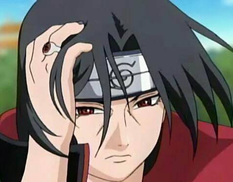 ITACHI UCHIHA FROM NARUTO AND NARUTO SHIPPUDEN!! 