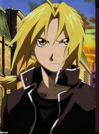 YepXD Ed Elric from FMA My main one though is The Doctor from Doctor who! (10th of course XD)