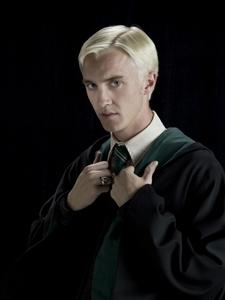 Draco Malfoy from the Harry Potter filmes