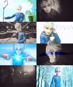 This chunk of hotness. Jack Frost <33
