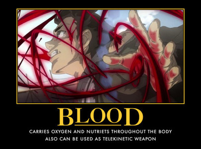 Deadman Wonderland!!! So. Much. Blood. O_o