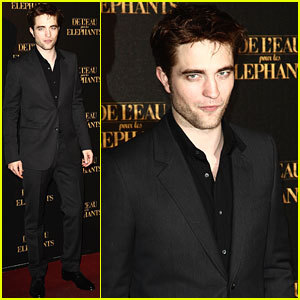 My sexy Robert at the Paris premiere for WFE wearing all black.Looking very,very sexy Robert!!!!!!<3<3<3