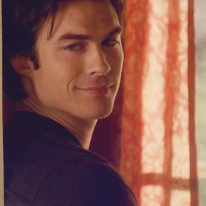When I feel sad 또는 angry I watch Damon Salvator (from Vampire diaries)- Ian Somerhalder. He is just so hot and plays an fantastic part in Vampire Diaries :P Just adore him <3