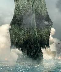 My favori ship is the Flying Dutchman!