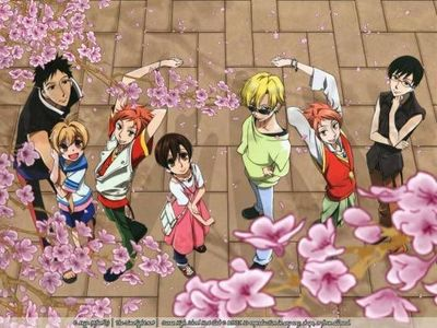 Ouran High School Host Club (Picture) Angel Beats!