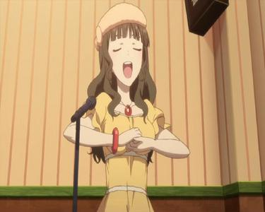 Nako Oshimizu from Hanasaku Iroha