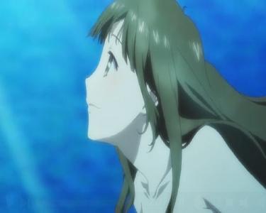 I'd been into Hanasaku Iroha The girl in the image is Nako Oshimizu
