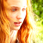 Sansa , from the Game of Thrones :)