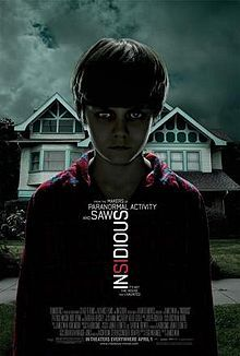 """Insidious"" Is A Great Movie from 2011...."