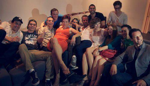 Cast of TW!