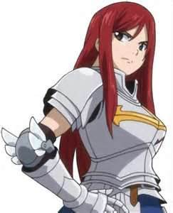 my current one is erza from fairy tale হাঃ হাঃ হাঃ