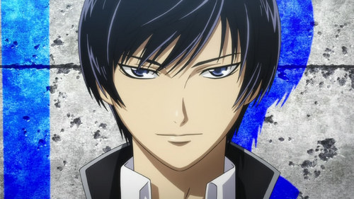 this is the 1st guy i thought of ... Ogami - Code Breaker