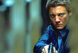 This ont, this one, this one! Jeremy Renner on The Bourne Legacy wearing a blue giacca :) Too actiony XD -Jeremy Renner- grumpy caaat! :D