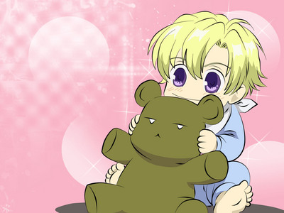 Tamaki as a baby!