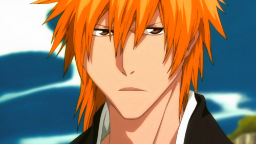 Ichigo, he tought me how to be a good friend and to never give up.