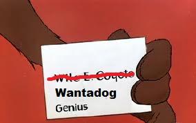 On Fanpop? They call me Wanta. In RL? Matt.
