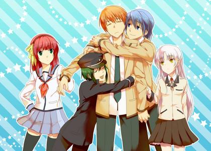 My 最佳, 返回页首 Ten~ #1 Yuzuru Otonashi (Angel Beats!) #2 Kanade Tachibana (Angel Beats!) #3 Haruhi Suzumiya (The Melancholy of Haruhi Suzumiya) #4 l Lawliet (Death Note) #5 Yuki nagato (The Melancholy of Haruhi Suzumiya) #6 Ritsu Onodera (Sekai Ichi Hatsukoi) #7 Light Yagami (Death Note) #8 Ayato Naoi (Angel Beats!) #9 Yuri Nakamura (Angel Beats!) #10 Zero Kiryuu (Vampire Knight)