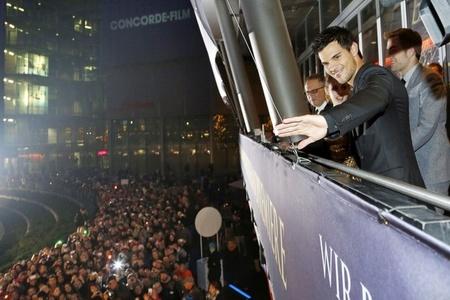 Taylor Daniel Lautner! :D Breaking Dawn Part 2 Premire Berlin