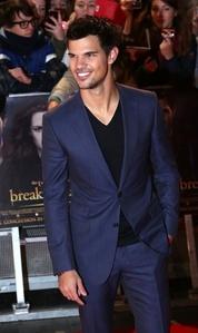 Taylor Daniel Lautner!